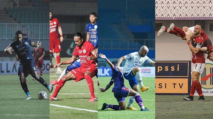 Update Klasemen, Top Skor dan Best XI Liga 1 2021 Pekan ke-2: Persib Bandung & Bali United 2 Teratas