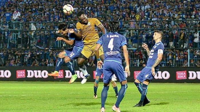 Sebelum Bertemu di  Liga 1 Indonesia 2018, Persib Bandung Tantang Arema FC Terlebih Dahulu