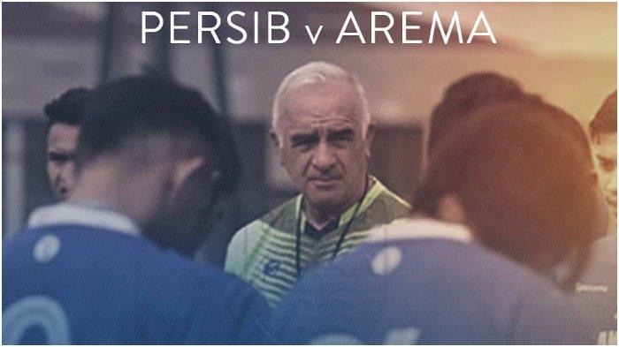 Live Streaming Persib Bandung Vs Arema FC di Indosiar, Akankah Menjadi Laga Debut Jonathan Bauman?