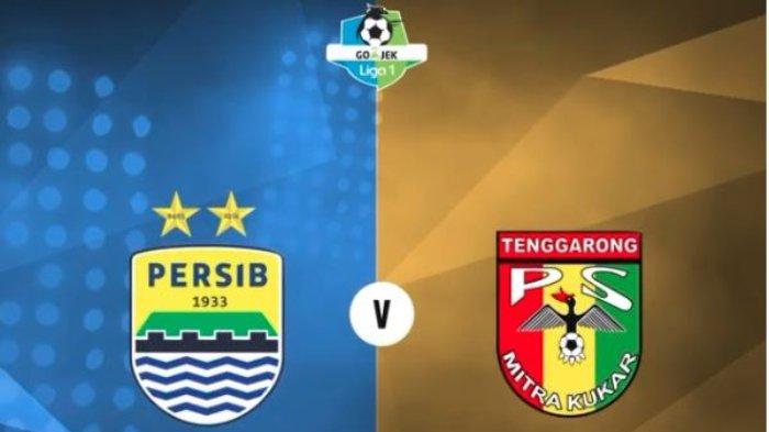 Live Streaming Liga 1 Indonesia, Persib Bandung Vs Mitra Kukar Pukul 18.30 WIB