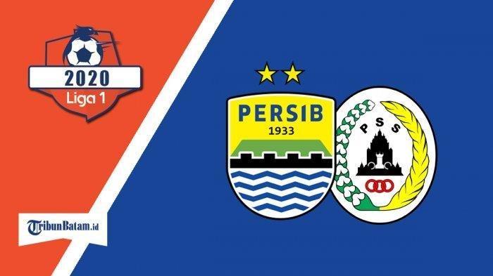 SEDANG BERLANGSUNG Live Streaming TV Online Persib Bandung Vs PSS Sleman, Tonton di HP