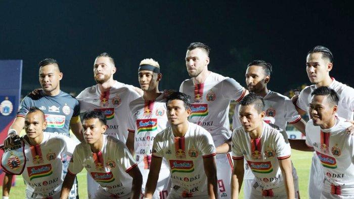 Persija Jakarta memboyong 18 pemain untuk melawan PSIS Semarang