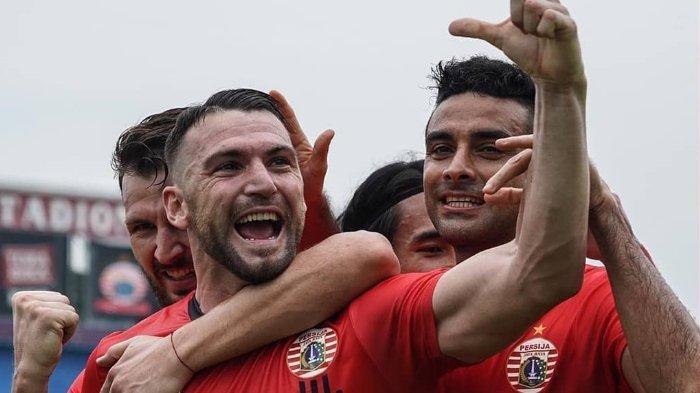 Medali Marko Simic Terjual Rp 26 Juta, Persija Jakarta akan Kembali Lelang Barang Pemain