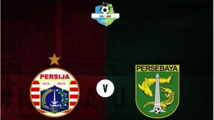 Live Streaming Liga 1 Indonesia, Persija Jakarta Vs Persebaya, Pukul 20.30 WIB di Indosiar