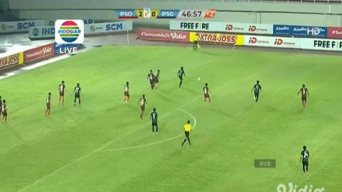 Hasil Babak Pertama Liga 2: Persis Solo Vs PSG Pati, Laskar Sambernyawa Ungguli Kuda Hitam Saridin