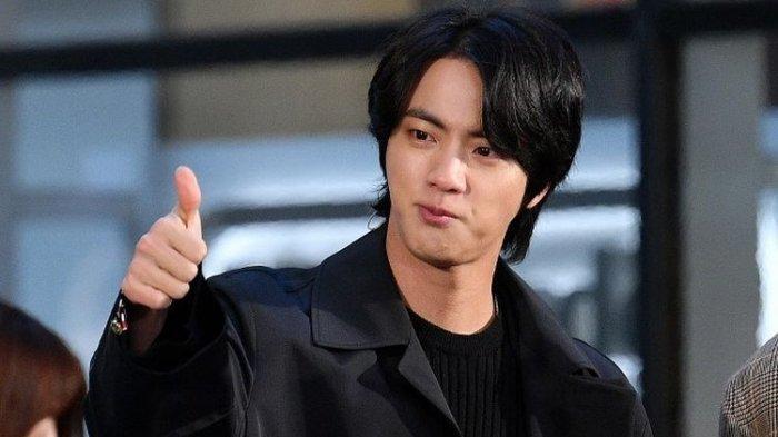 Jin BTS Kembali Disinggung soal Wajib Militer saat Konferensi Pers Album Map of the Soul: 7