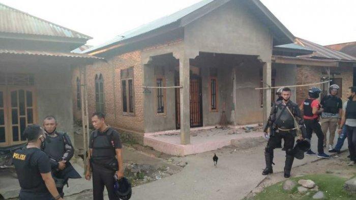 Para Pria di Desa Mompang Julu Melarikan Diri Pasca-Bentrok Madina, Diduga Takut Diamankan Polisi