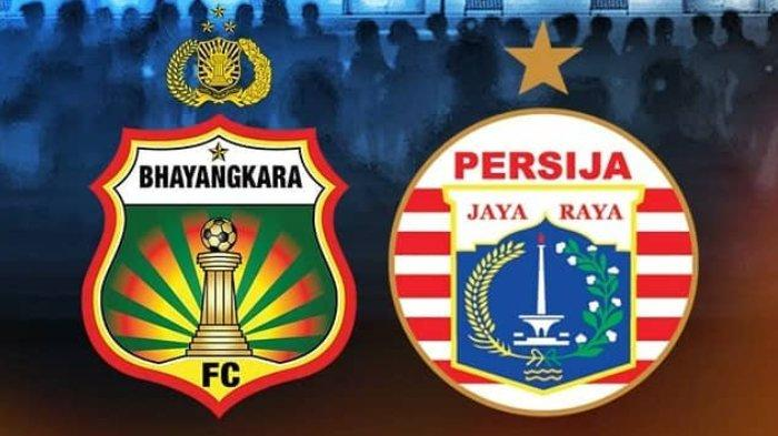 Link Live Streaming Liga 1 2020 Bhayangkara FC Vs Persija Jakarta di Indosiar Pukul 18.30 WIB