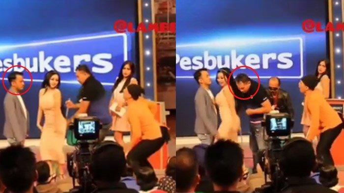Beredar Video Cupi Cupita Goyang Vulgar di Depan Ruben Onsu dan Vicky Prasetyo, Pesbukers Dikecam
