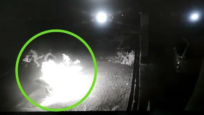 Aksi Pelaku Penyerangan Pesilat PSHT di Solo Terekam CCTV, Korban: Tahu-tahu dari Belakang