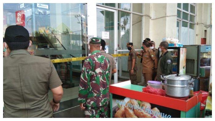 Buntut Viralnya Video Pengunjung yang Padati Mal CBD Ciledug, Pemkot Tangerang Lakukan Penyegelan