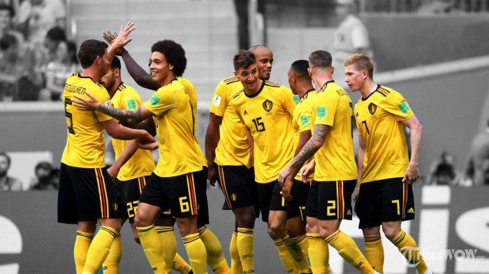 Jadwal Pertandingan EURO 2020 Grup B: Belgia Vs Rusia, Live Streaming di Mola TV