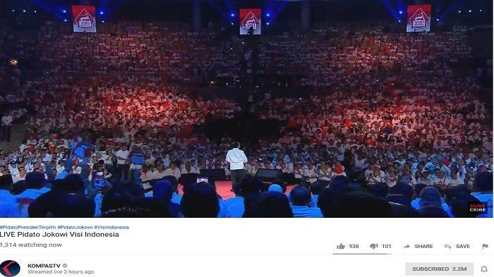 Komentari Pidato Jokowi, Sophia Latjuba singgung Janji-janji, Slank Sebut Lebih Nampol