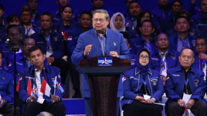 Sebut yang Dilakukan Moeldoko Mengganggu, SBY: Listyo Sigit dan Budi Gunawan Disebut-sebut Namanya