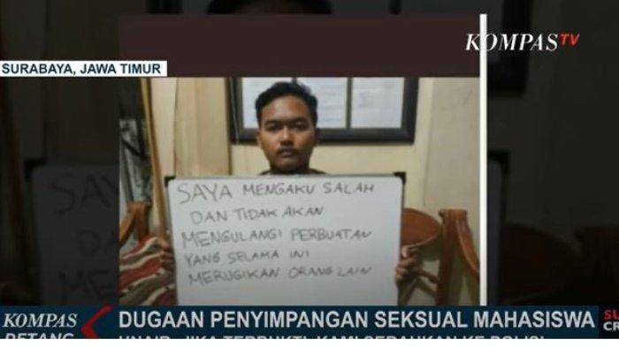 Pengakuan Tersangka Kasus Fetish Kain Jarik, Sebut Tertarik secara Seksual dengan Orang Berselimut