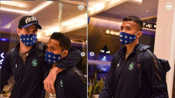 Sebelum Bentrok Lawan Bali United, 2 Gelandang Persib Bandung Buat Aksi Konyol di Hotel Penginapan