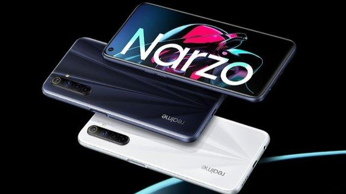 Update Daftar Harga HP Realme Terbaru Februari 2021: Realme 6 dan Realme Narzo 20 Pro Rp 3 Jutaan