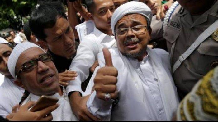 Sempat Dibantah Dubes Indonesia, Jubir FPI Sebut Persiapan Kepulangan Habib Rizieq Sudah 75 Persen
