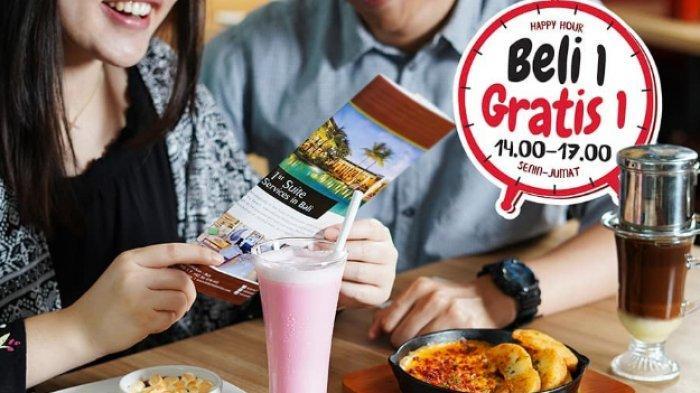 Promo Pizza Hut Happy Hour Beli 1 Gratis 1 Masih Ada, Lihat Daftar Makanannya!