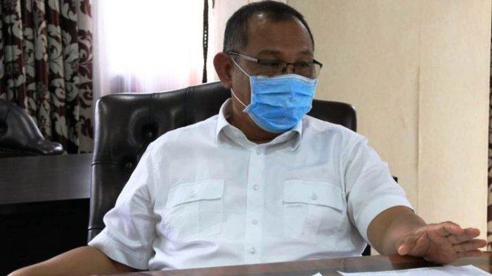Plt Wali Kota Medan Akhyar Nasution diusulkan menjadi wali kota defenitif oleh DPRD Medan pada Selasa (26/1/2021).