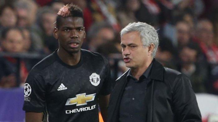 PSG Mulai Mendekat, Jose Mourinho Bongkar Teka-teki Masa Depan Paul Pogba di Manchester United