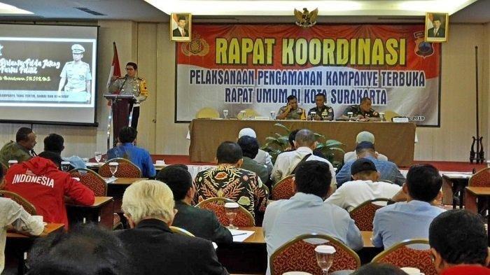Jelang Kampanye Akbar Jokowi dan Prabowo di Solo, Polda Jateng Temukan Banyak Knalpot Brong
