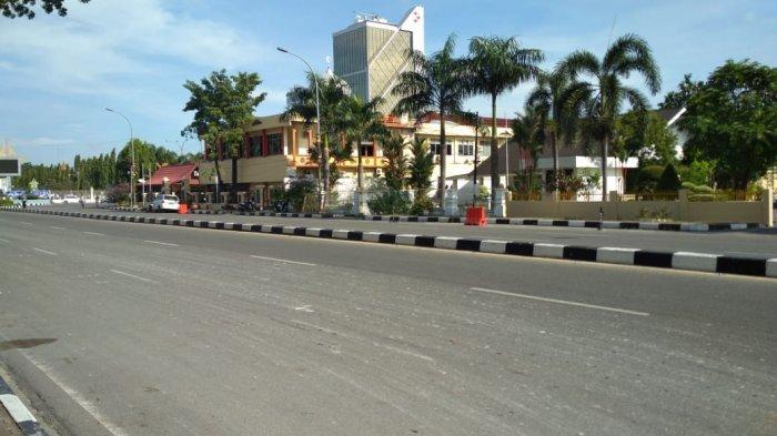 Mapolda Riau Diserang Terduga Teroris: Mobil Avanza Tabrak Pagar hingga Orang Bertopeng Bacok Polisi