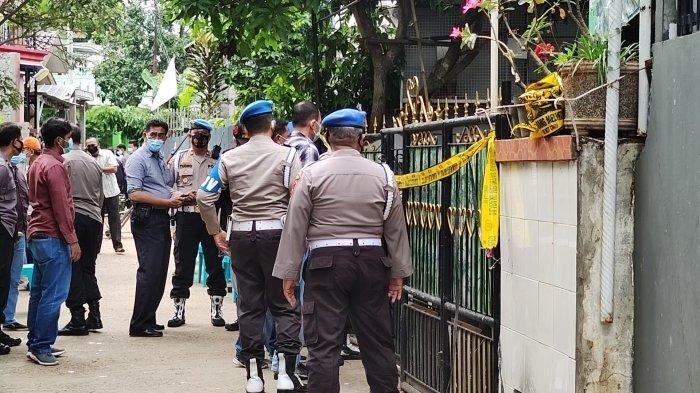 Detik-detik Polisi Bunuh Diri seusai Tembak Istri dan Anak di Depok, Tetangga: Tiba-tiba Dar Der Dor