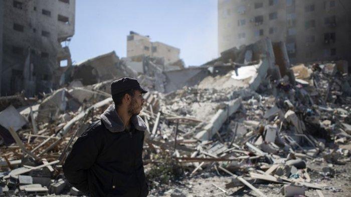 Detik-detik Menegangkan sebelum Gedung Al Jazeera Diledakkan, Minta Waktu 15 Menit pada Israel