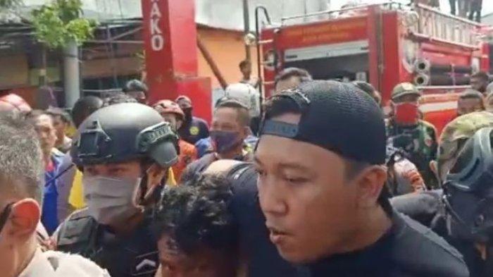 Petugas Damkar Dipukuli Warga di Makassar, Komandan Sebut Ada Intimidasi