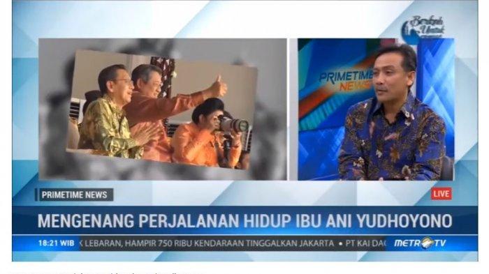Politikus Partai Demokrat, Andi Malarangeng menuturkan figur mantan Ibu Negara keenam, Ani Yudhoyono menjadi sosok pengikat di Partai Demokrat.