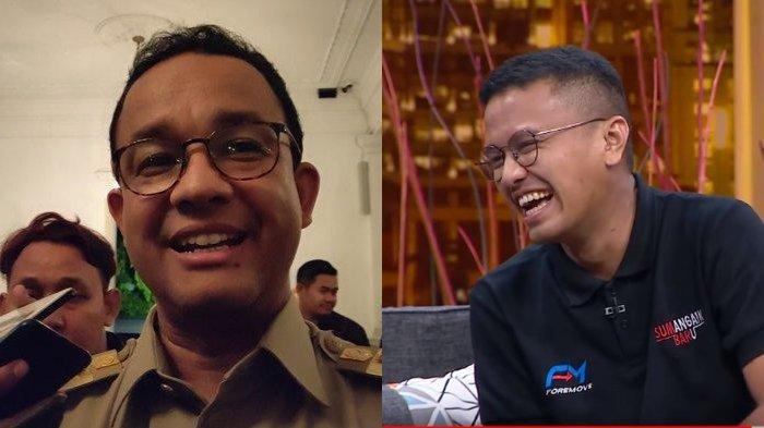 Sebut Anies Harus Minta Maaf karena Gagal Cegah Banjir Jakarta, Faldo Maldini: Jelas Tidak Kompeten