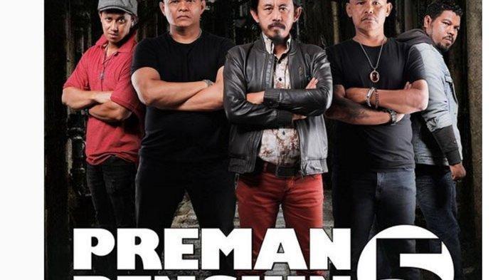 Sinopsis Preman Pensiun 5 Episode Kamis 21 April: Perang Dua Kelompok Kang Mus Merebut Terminal