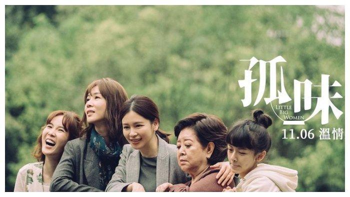 Sinopsis Film Taiwan Little Big Women yang Tayang di Netflix, Hubungan Rumit Ibu dan Tiga Anaknya