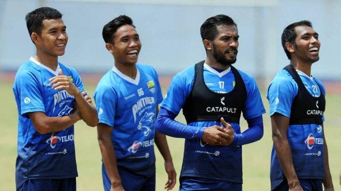Persib Bandung Kembali Gelar Latihan 4 Januari 2021, Robert Albert Berharap Pemain di Level Ideal
