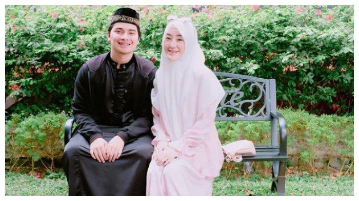 Potret Alvin Faiz dan Larissa Chou saat masih harmonis sebagai suami istri.