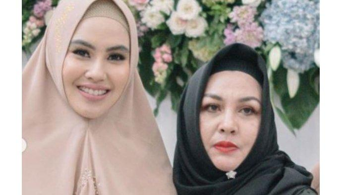 Kronologi Meninggalnya Ibunda Kartika Putri, Istri Habib Usman: Mama Dinyatakan Positif Covid-19