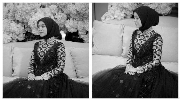 Potret Cantik Gaun Lesti Kejora di Acara Ngunduh Mantu, Ivan Gunawan Buat dalam Waktu Singkat