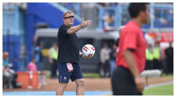 Nilai Piala Menpora Digelar Terlalu Dini, Pelatih Persib Bandung: Mereka Berharap Siap Dalam 3 Pekan