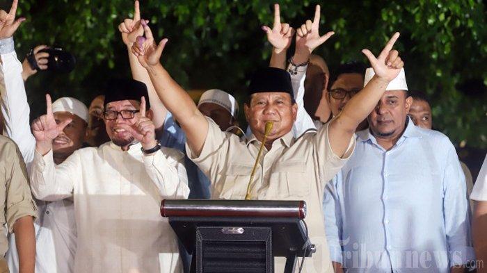 Fahri Hamzah: Kalau Pakai Sistem Pemilu Amerika, Prabowo-Sandi Menang Mutlak