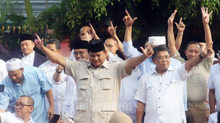 Hasil Real Count KPU Pilpres 2019 Sementara: Prabowo Menang di Provinsi dengan DPT Terbanyak
