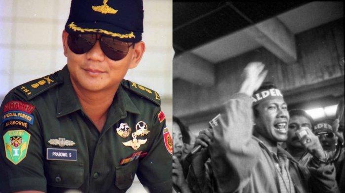 Isu Korban Penculikan oleh Prabowo Mengemuka, Gerindra Minta Jokowi Mengusut: Dibuka Saja dari Dulu