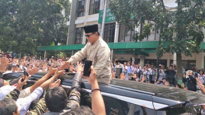 Kampanye Terbuka di Manado, Ini 7 Poin Penting Orasi Prabowo Subianto