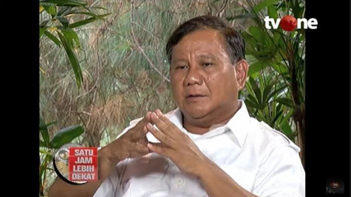 Dulu Ajukan Jokowi di Pilgub DKI lalu Jadi Rival di Pilpres, Prabowo: Tebak Bagaimana Perasaan Saya