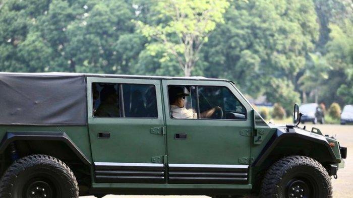 Prabowo Subianto Pesan 500 Rantis Maung Pindad, Harga Rp 600 Juta Per Unit