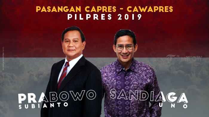 Jadi Cawapres Prabowo, Sandiaga: Izinkan Kami Menghadirkan Pemerintahan yang Kuat