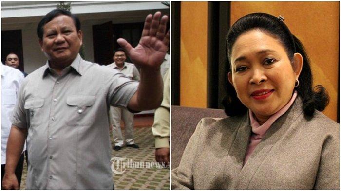 Prabowo dan Titiek Soeharto Kunjungi Pengungsian Korban Gempa Lombok, Foto Mereka Jadi Sorotan