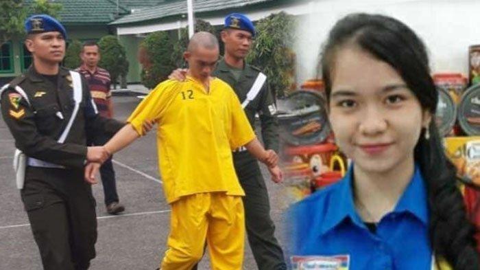Prada DP pelaku pembunuhan dan pemutilasi Vera Oktaria berhasil ditangkap di Serang, Banten, pada Kamis (13/6/2019).