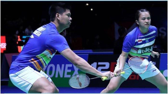 Kalahkan Wakil Malaysia, Preveen/Melati Melangkah ke Semifinal New Zealand Open 2019