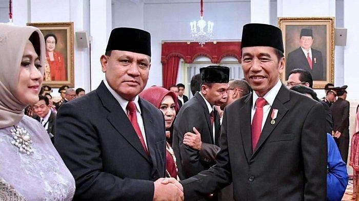 Istana Pastikan KPK Tak Membangkang dari Pesan Jokowi saat Pecat 51 Pegawai Tak Lulus TWK
